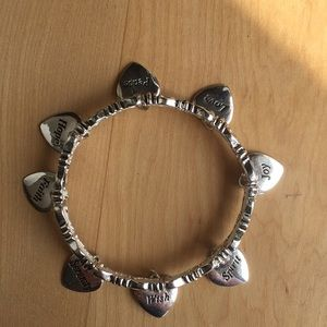 Jewelry - Inspirational Heart Bracelet